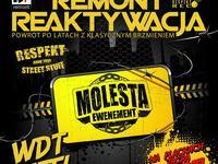 Molesta powraca do Remontu 30 marca!