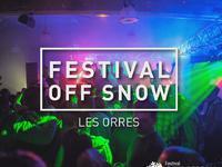 FESTIVAL OFF SNOW 2015