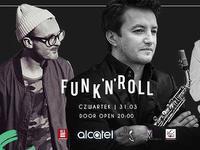 Funk'n'Roll #openstage with Grzech Piotrowski