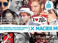 Maciek Musiał w roli DJa_Kolejna impreza Where Is My Mind w Pomoście 511