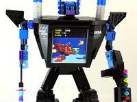 SEGA X Lego X Transformer X Sonic