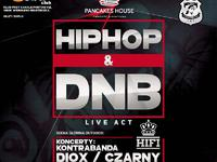 Hip Hop & Drum And Bass live act 22.07.2017 Port Łeba Club