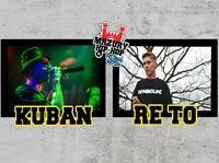 ReTo i Kuban na XVI edycji Mazury Hip Hop Festiwal w Giżycku