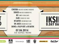 It Might Get Loud x Iksik Bday Bash pres. Cheeba (East West Rockers) | Lista FB free do 23.00