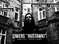 """Siwers """"Huśtawki"""" LP – koncert premierowy"""