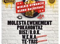 Wielkie otwarcie klubu Backstage we Wrocławiu