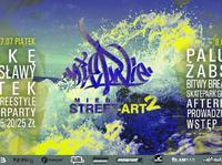 Miedwie Street Art vol. 2 - sprzedaż biletów
