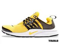 Nike Air Presto Black-Tour Yellow-White