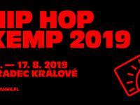 Siedem nowych nazw w programie Hip Hop Kempu. Są petardy!