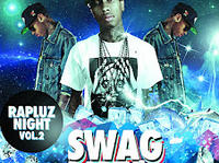 14.09 - RapLuz Night vol.2 - Swag Party