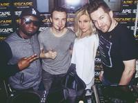 MC Lexus, DJ R06, DJane Mirjami & Julian Ressive w Klubie Escape Sarachowice