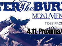 After The Burial, Monuments, Circles, Tides From Nebula