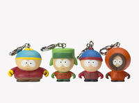 kidrobot South Park Zipper Pulls