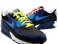Nike Air Max 90 ACG Black/ Vibrant Blue/ Varsity Royal