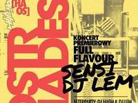 O.S.T.R. & HADES | Sensi & DJ Lem w Częstochowie