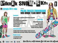 Piknik Snowboardowo Deskorolkowy