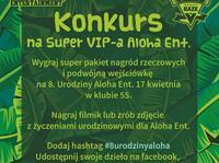 Super konkurs na Super ViP-a 8.urodzin