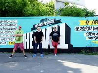 Molesta zaprasza na The Wall Warsaw Hip-Hop Festival