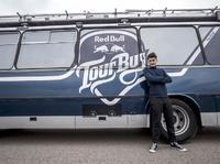 Wiemy, gdzie zagra Dawid Podsiadło na dachu Red Bull Tour Bus