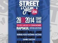 STREET JAM 2014 po raz trzeci w Człuchowie!