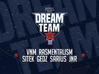 VNM x Rasmentalism x Sitek x Gedz x Sarius x JNR- DREAM TEAM TOUR