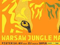 Warsaw Jungle Massive 8 - MC's Edition feat. MadMajk vs Difel jungle, ragga jungle, reggae, dancehall