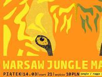 Warsaw Jungle Massive 8 - MC's Edition feat. MadMajk vs Difel  jungle, ragga jungle, reggae, danceha
