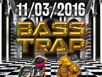 BA$$ TRAP x KONCERTY, 2 SCENY, AFTERPARTY DO RANA