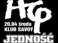 """Pierwszy koncert promujący Hemp Gru """"Jedność"""" - Bydgoszcz"""
