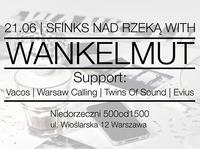 WANKELMUT (Get Physical/Berlin) czyli Sfinks nad rzeką