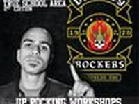 UPROCKING WORKSHOPS WITH COLD CHRIS/ DYNASTY ROCKERS - TRUE SCHOOL AREA!