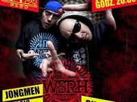 16.11 Dęblin: WSRH + Jongmen + Lasio Companija + DJ Soina + DJ AUX