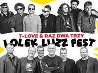 Lolek Luzz Fest: T.Love & Raz Dwa Trzy!
