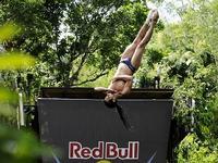 Red Bull Cliff Diving w Meksyku
