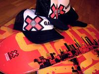 Decki i czapki od ESPN America!