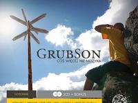 """Grubson - """"Coś więcej niż muzyka"""" - podpisywanie płyt w Warszawie!"""