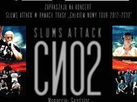 Koncert Slums Attack - trasa Całkiem Nowy Tour 2013 - Wągrowiec