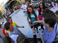 BOARDRIDERS Party - PKP Powiśle