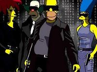 The Simpsons - Claudia-R Plakaty Filnowe