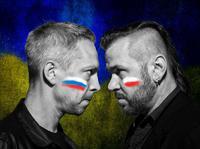 "Pavel Samokhin mówi: ""Stop wojnie na Ukrainie!"""