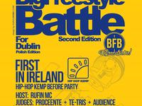Big Freestyle Battle 2 / Hip-Hop Kemp Before Party -