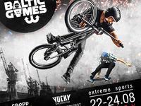 Plakat Baltic Games 2014