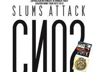 Koncert Slums Attack - trasa Całkiem Nowy Tour 2013 - Gniezno