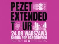 Pezet Extended Tour - wielki finał w Warszawie