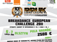 Breakdance European Challenge 2011
