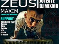 19.01 Warszawa: Zeus/ Joteste / DJ MIXAIR x Zeus. Nie żyje.