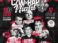 CZW RAP NIGHT XI