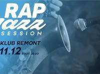 Pono, HZD i Angie podczas pierwszej edycji Rap Jazz Session w Riviera Remont!