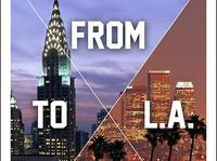 FROM N.Y.C. TO L.A. @ KLUB 55   DJ HUBSON x DJ GRIS  