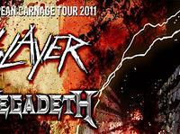 Slayer i Megadeth w Łodzi - European Carnage Tour 2011
